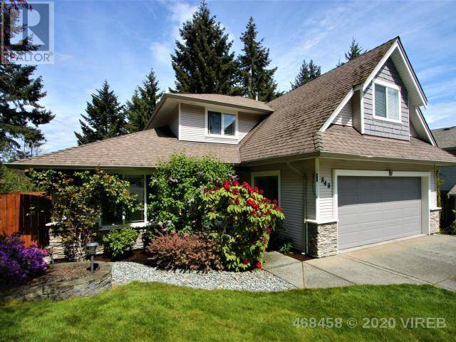 House for sale at 848 Whistler Pl Nanaimo British Columbia - MLS: 468458