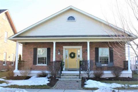 House for sale at 848 Wilkins Gt Cobourg Ontario - MLS: X4709856