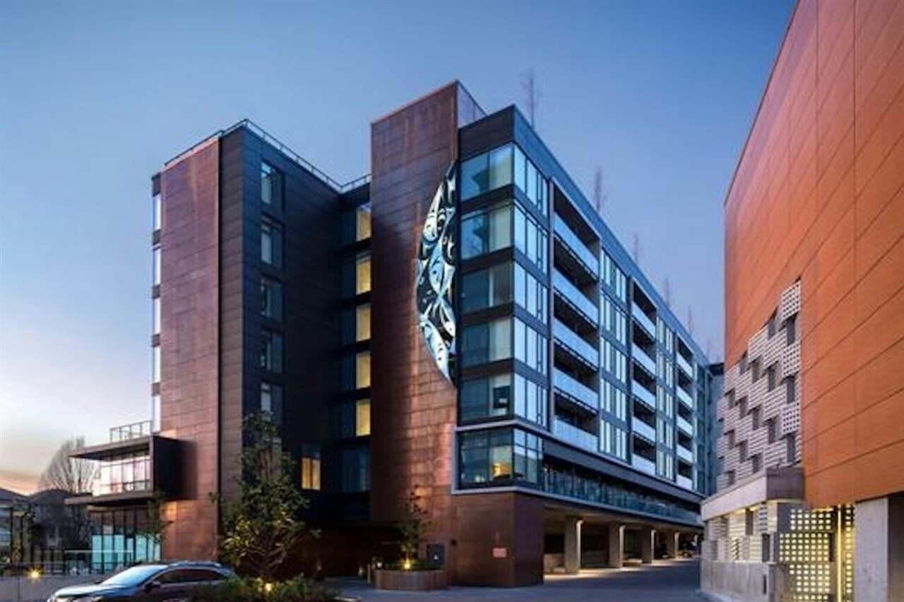 Apartment for rent at 8488 Cornish  Vancouver British Columbia - MLS: R2477032