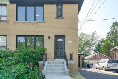 Townhouse for sale at 848 Danforth Rd Toronto Ontario - MLS: E4512222