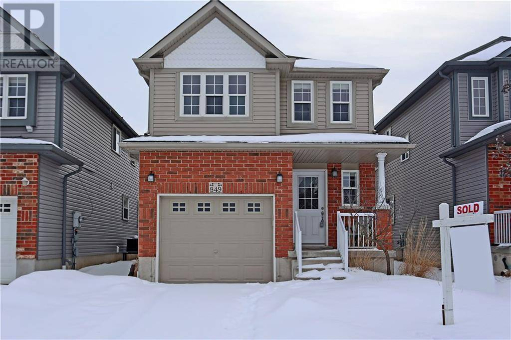 House for rent at 849 Laurelwood Dr Waterloo Ontario - MLS: 30791673