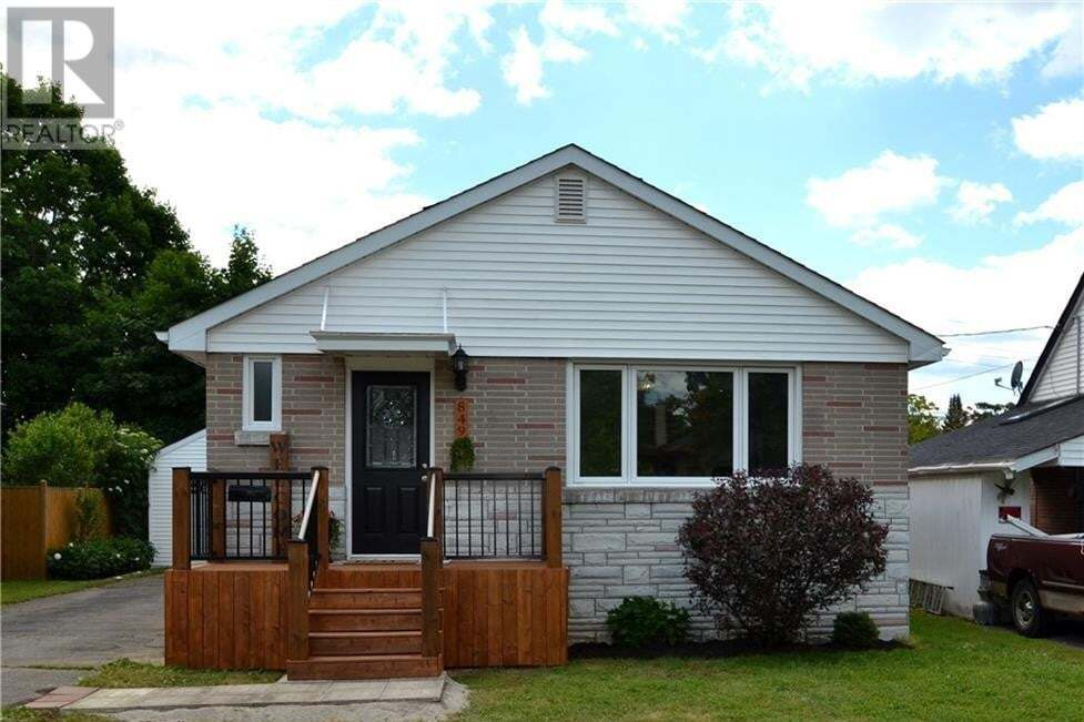House for sale at 849 Philip St Peterborough Ontario - MLS: 270307