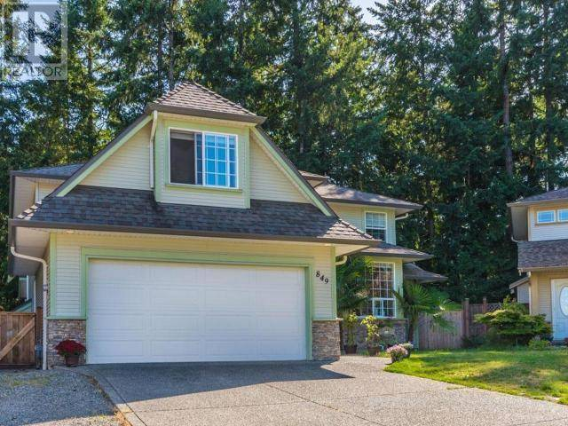 House for sale at 849 Whistler Pl Nanaimo British Columbia - MLS: 460085