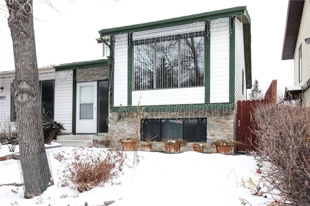 Townhouse for sale at 849 Whitemont Dr Ne Whitehorn, Calgary Alberta - MLS: C4281060