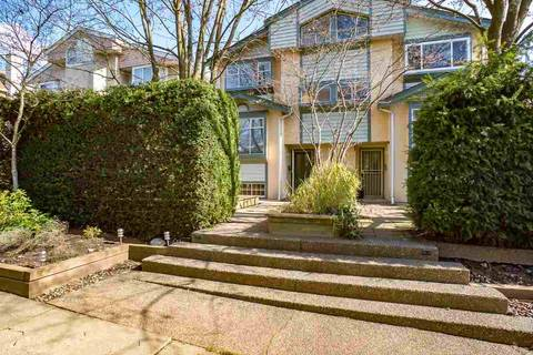 Townhouse for sale at 8490 French St Vancouver British Columbia - MLS: R2451188