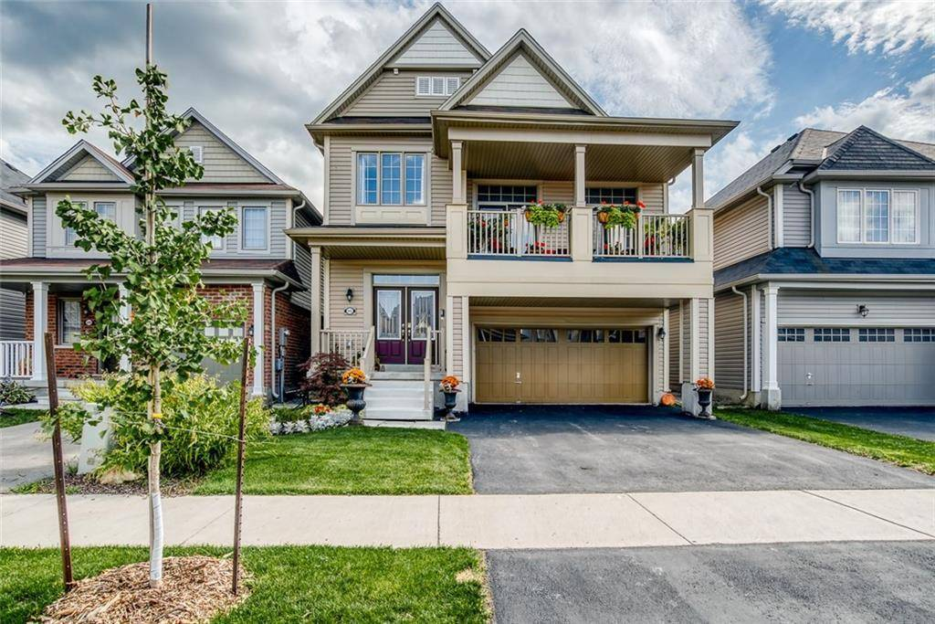 House for sale at 8492 Sweet Chestnut Dr Niagara Falls Ontario - MLS: 30760425