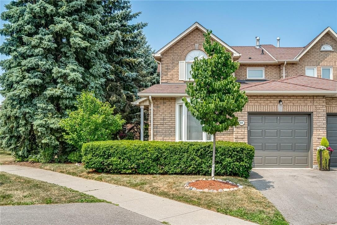 Townhouse for sale at 11 Pirie Dr Unit 85 Dundas Ontario - MLS: H4082517
