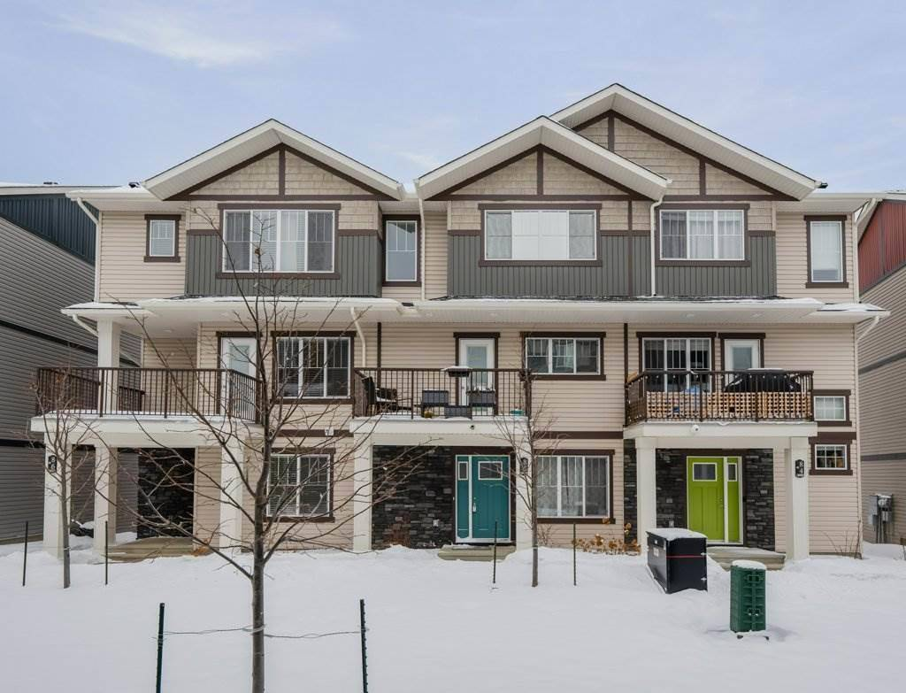 Townhouse for sale at 165 Cy Becker Blvd Nw Unit 85 Edmonton Alberta - MLS: E4187626