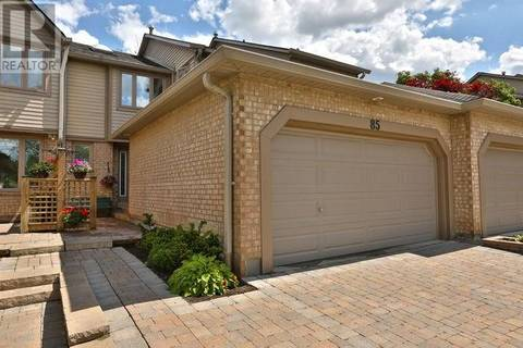 Townhouse for sale at 1725 The Chase  Unit 85 Mississauga Ontario - MLS: 30743899