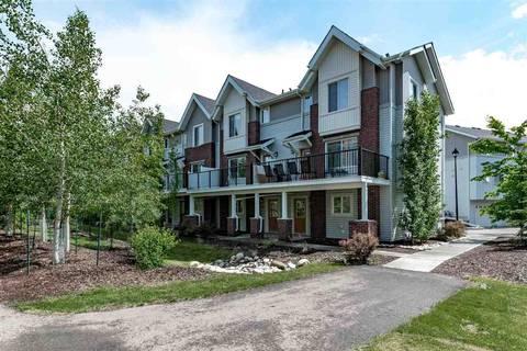 Townhouse for sale at 2336 Aspen Tr Unit 85 Sherwood Park Alberta - MLS: E4162220