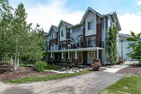 Townhouse for sale at 2336 Aspen Tr Unit 85 Sherwood Park Alberta - MLS: E4162220