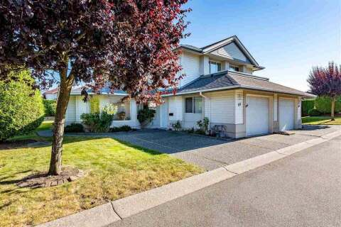 Townhouse for sale at 31406 Upper Maclure Rd Unit 85 Abbotsford British Columbia - MLS: R2480400