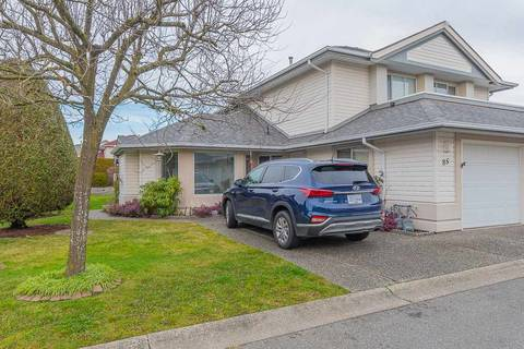 Townhouse for sale at 31406 Upper Maclure Rd Unit 85 Abbotsford British Columbia - MLS: R2431700