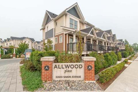 Townhouse for sale at 32633 Simon Ave Unit 85 Abbotsford British Columbia - MLS: R2499047