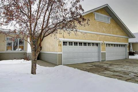 Townhouse for sale at 72 Millside Dr Southwest Unit 85 Calgary Alberta - MLS: C4279398
