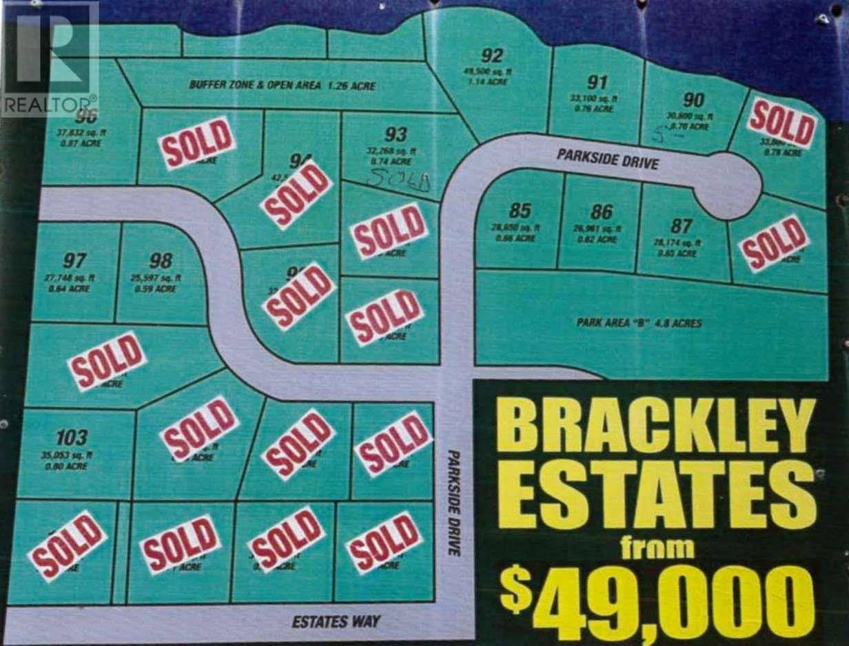 Home for sale at 86 Parkside Dr Unit 85 Brackley Beach Prince Edward Island - MLS: 201900986