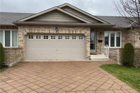Townhouse for sale at 869 Whetherfield St Unit 85 London Ontario - MLS: 40048310