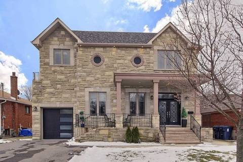 House for sale at 85 Allingham Gdns Toronto Ontario - MLS: C4725365