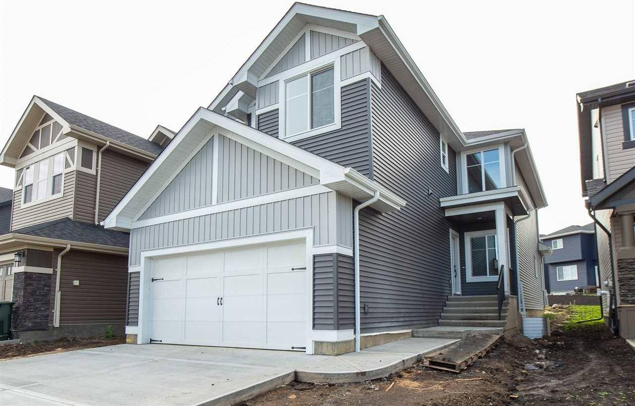 House for sale at 85 Ambleside Wy Sherwood Park Alberta - MLS: E4185727