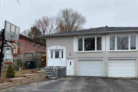 Townhouse for sale at 85 Apache Tr Toronto Ontario - MLS: C4726913