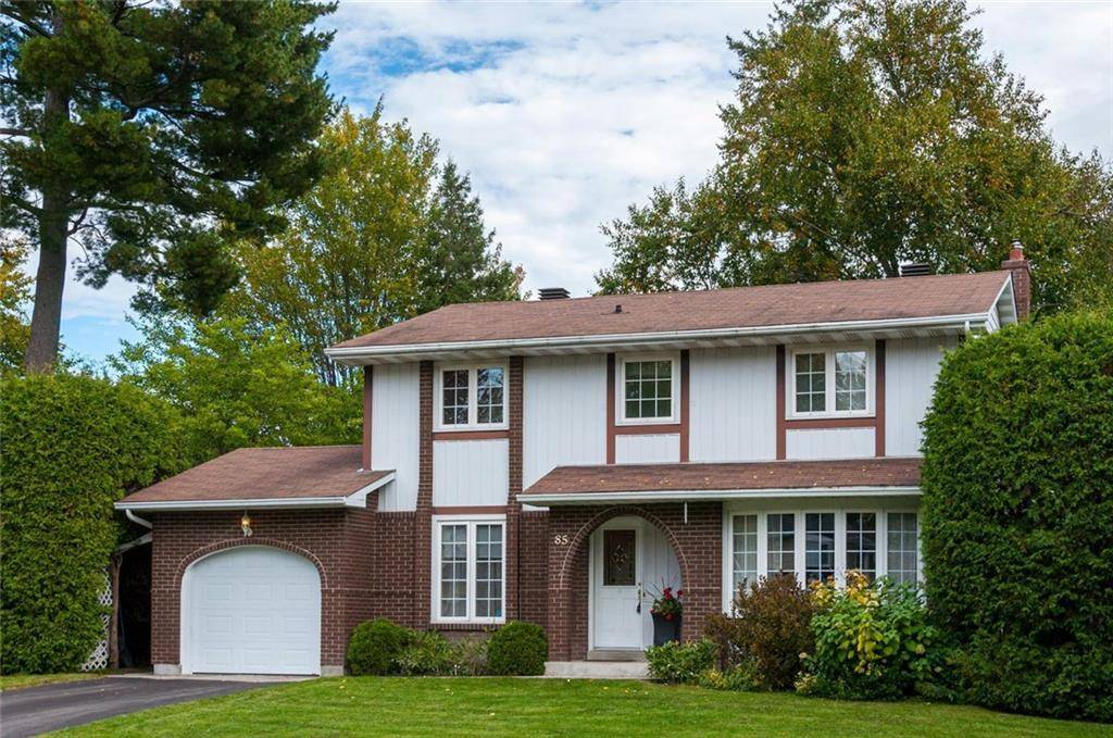 House for sale at 85 Autumn Ct Ottawa Ontario - MLS: 1171739