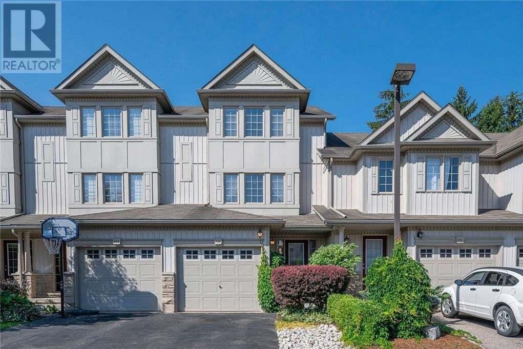 Townhouse for sale at 85 Bankside Dr Kitchener Ontario - MLS: 30819357