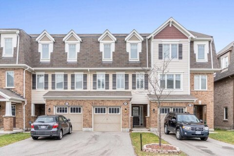 Townhouse for rent at 85 Bannister Cres Brampton Ontario - MLS: W4986244