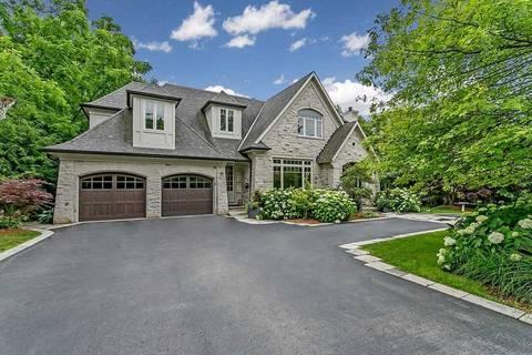 House for sale at 85 Barringham Dr Oakville Ontario - MLS: W4518931