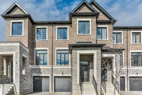Townhouse for sale at 85 Benson Ave Richmond Hill Ontario - MLS: N4343988