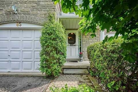 Townhouse for sale at 85 Brownstone Cres Clarington Ontario - MLS: E4782334