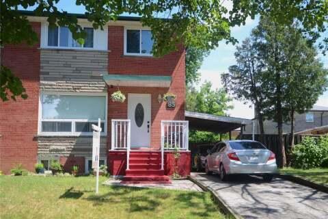 Townhouse for sale at 85 Celeste Dr Toronto Ontario - MLS: E4853432