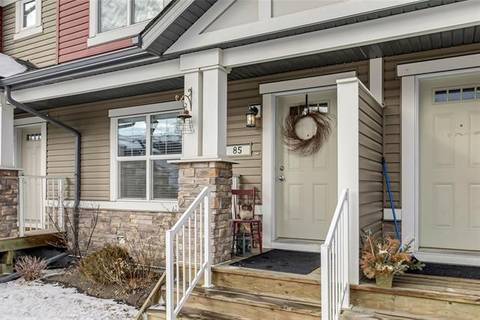 Townhouse for sale at 85 Chaparral Valley Garden(s) Southeast Calgary Alberta - MLS: C4286518