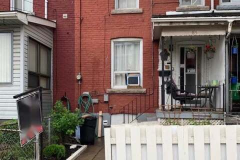 Townhouse for sale at 85 Cheever St Hamilton Ontario - MLS: X4787866