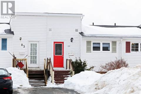 House for sale at 85 Codroy Pl St.john's Newfoundland - MLS: 1189371