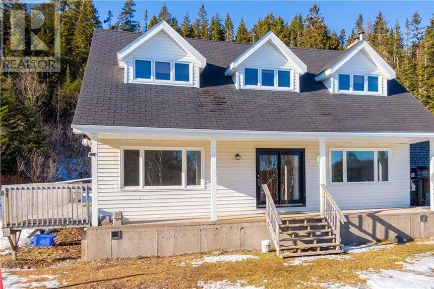 House for sale at 85 Cranberry Head Rd Chance Harbour New Brunswick - MLS: NB040627