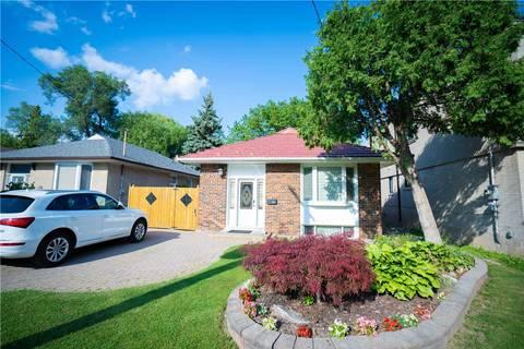 House for sale at 85 Crosland Dr Toronto Ontario - MLS: E4509407
