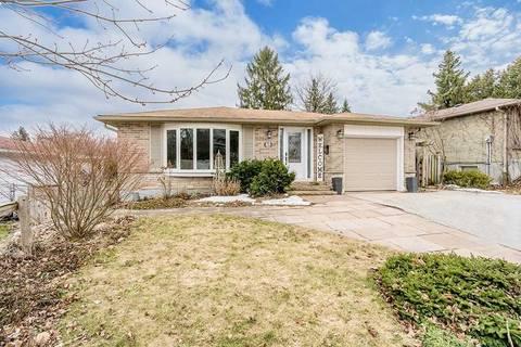 House for sale at 85 Devins Dr Aurora Ontario - MLS: N4732653