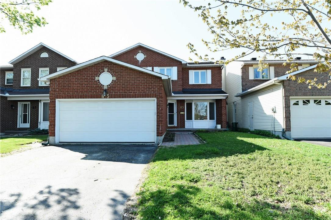 Removed: 85 Dossetter Way, Ottawa, ON - Removed on 2018-05-26 10:02:13