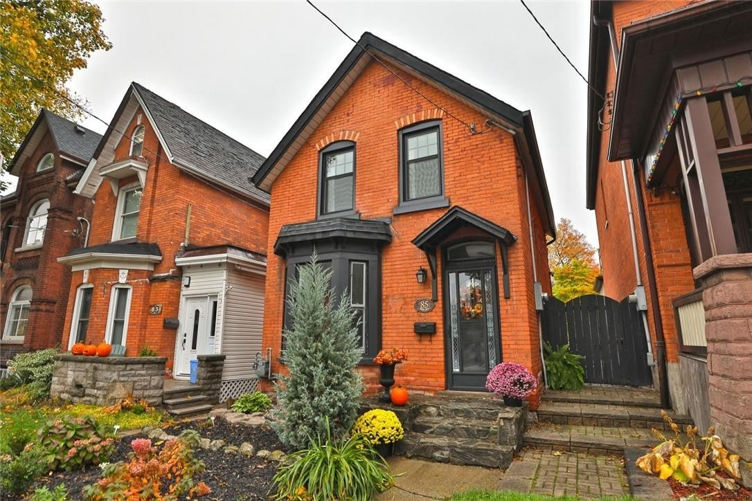 House for rent at 85 Erie Ave Hamilton Ontario - MLS: H4084709