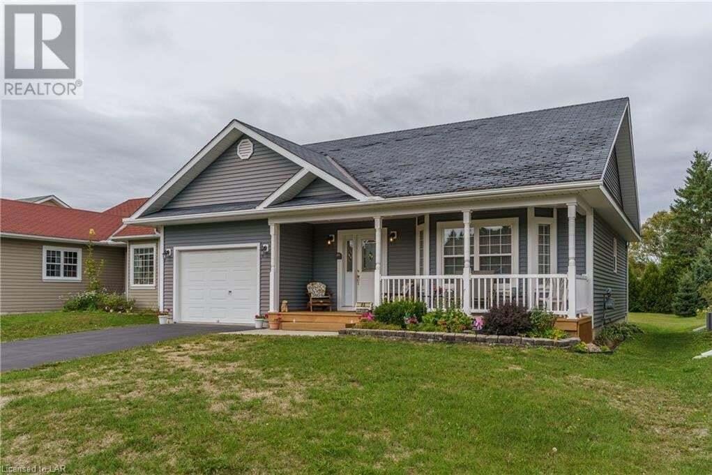 House for sale at 85 Ewing St Bracebridge Ontario - MLS: 40020475