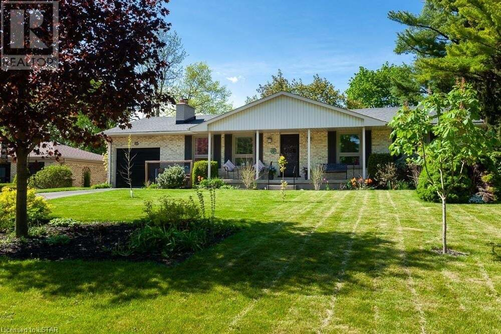 House for sale at 85 Georgia Rd London Ontario - MLS: 261259