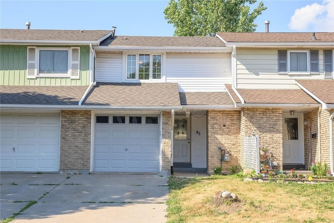 Townhouse for sale at 85 Gledhill Cres Hamilton Ontario - MLS: H4082409