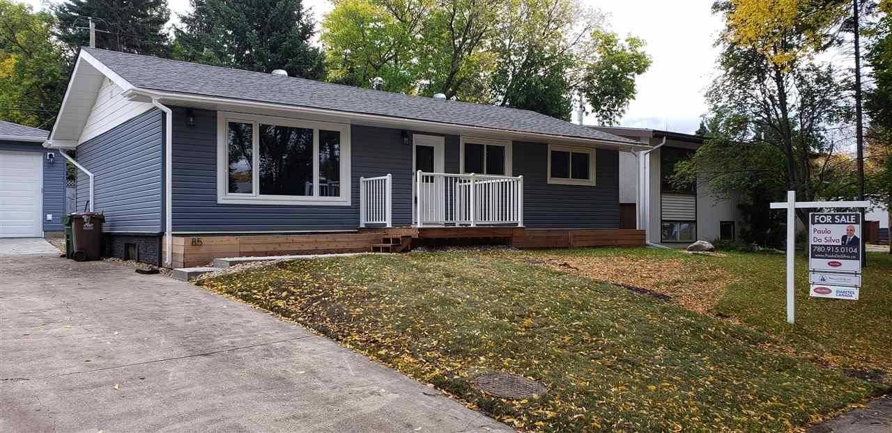 House for sale at 85 Grosvenor Blvd St. Albert Alberta - MLS: E4168414
