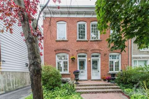 House for sale at 85 Guigues Ave Ottawa Ontario - MLS: 1211582