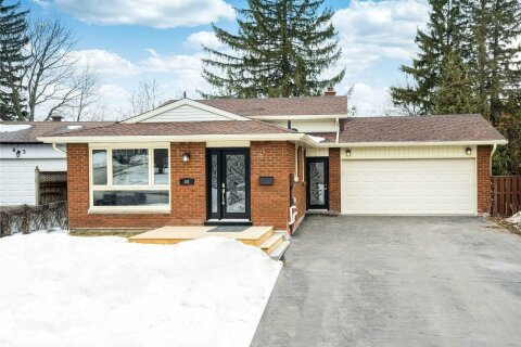 House for sale at 85 Janice Dr Barrie Ontario - MLS: S5055589