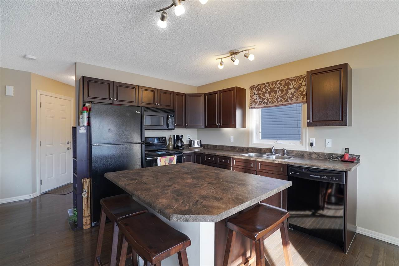 For Sale: 85 Keystone Crescent, Leduc, AB | 3 Bed, 2 Bath Townhouse for $289,900. See 24 photos!