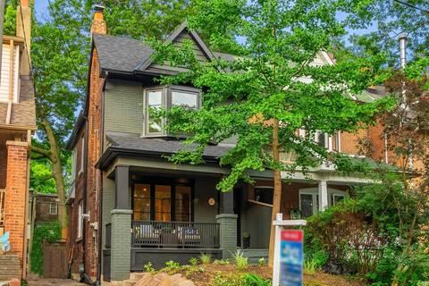 Townhouse for sale at 85 Kingsmount Park Rd Toronto Ontario - MLS: E4522787