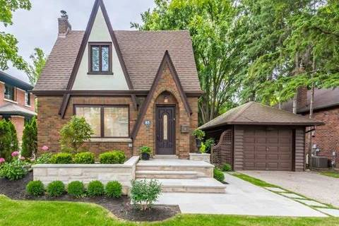 House for sale at 85 Kingsway Cres Toronto Ontario - MLS: W4719218