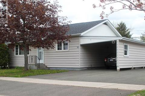 House for sale at 85 Leeside Dr Moncton New Brunswick - MLS: M123405