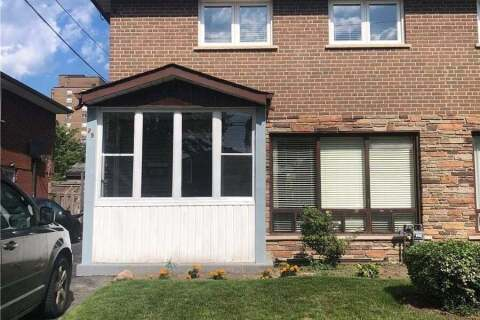 Townhouse for rent at 85 Lochleven Dr Toronto Ontario - MLS: E4877698